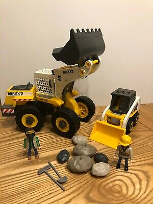 Playmobil Spare Part 0343 Tyre D41x18//1-4477 Tire of small excavator