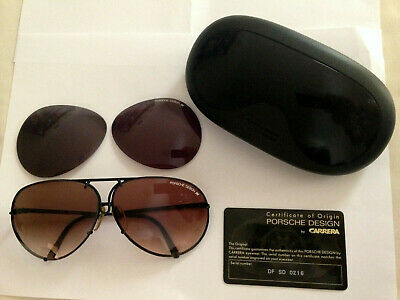 Porsche Design by Carrera 5621 Aviator Sunglasses