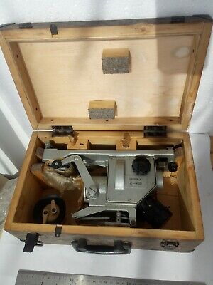 USSR Sextant - Optical direction finder marine PGK-2/ПГК-2 (in a box)