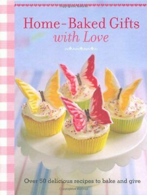 Cico, Home-baked Gifts with Love (Baking), New, Hardcover