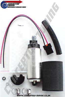 255lph Genuine Walbro In Tank Fuel Pump- 500HP For Toyota JZX100 Chaser 1JZ-GTE