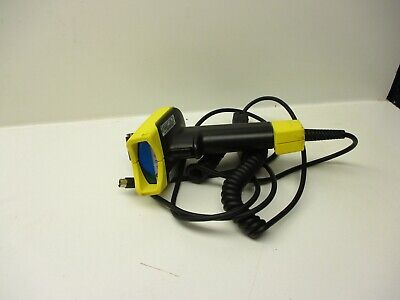 Wasp 1400 666812-014001-0000 PS/2 Wedge Handheld Barcode Scanner