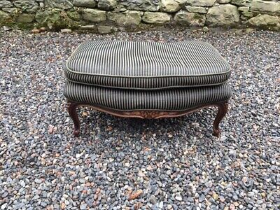 Vintage Foot Stool / Centre Stool