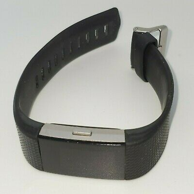 Fitbit Charge 2 Heart Rate Wireless Activity Fitness Wristband Small Fb407s