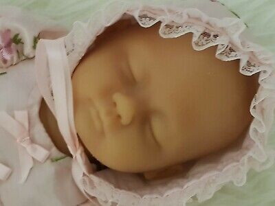 15'' Silicone Reborn Baby GIRL includes new dress set