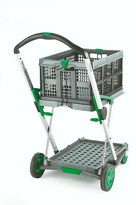 Clever Folding Order Picking Trolley with up to 40kg Load Capacity
