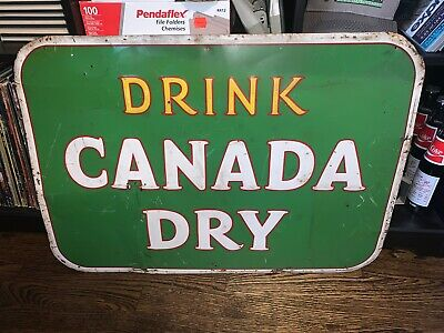 Canada Dry Vintage Sign