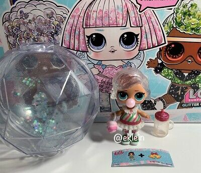 New LOL Surprise Doll Glitter Globe Winter Disco *DREAMIN' BB*