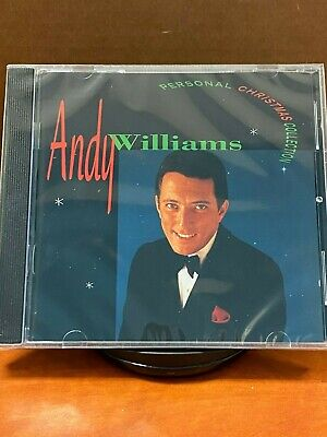 Personal Christmas Collection by Andy Williams (CD, 2010, Columbia) Brand New