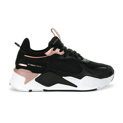 PUMA RS X TROPHY Black Gold UK Size 11 Sold Out Worldwide