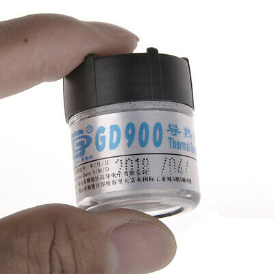 Canned For CPU GD900 30g Heatsink Plaster Cooler Thermal Grease Cooling Paste