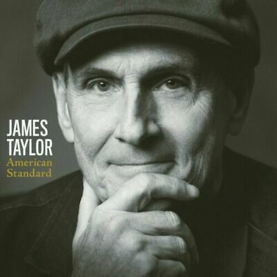JAMES TAYLOR - American Standard - Brand New CD - Fast Free Shipping!