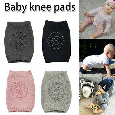 Safety Baby Crawling Walking Anti-slip Knee Pads Elbow Protector Kids Cushion