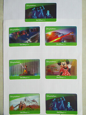 Disneyworld Park Hopper Tickets Lot Of 7. You will save $225 !