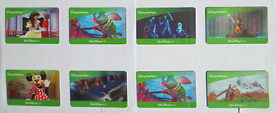 Disneyworld Park Hopper Tickets Lot Of 8. You will save $458 !