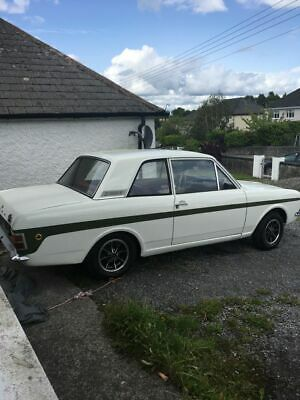Ford Cortina Lotus Replica