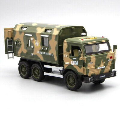 Kamaz Military Vehicle Army Truck 1:32 Model Car Diecast Toy Colleciton Gift