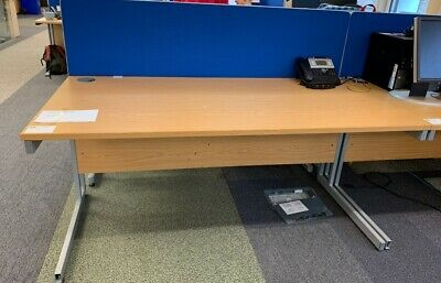 Professional office desk table rectangle 160cm length