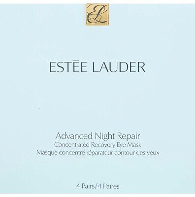 NOB Estee Lauder Advanced Night Repair Concentrated Recovery Eye Mask 4 Pairs