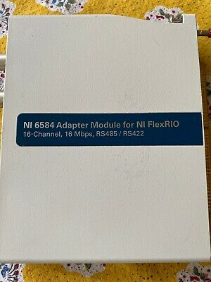 National Instruments NI 6584 Module