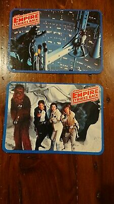 Vintage Star Wars Empire Strikes Back Lobby Cards 1983 Great Condition