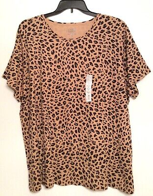 Womens 100%Cotton Top by Croft&Barrow  size 3X