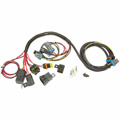Painless Performance Products 30817 9005-9006 Headlight Bulb Conversion Harness