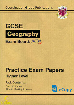 GCSE AQA Geography Exam past papers