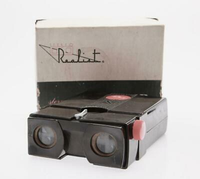 Stereo Realist Stereoscopic Viewer