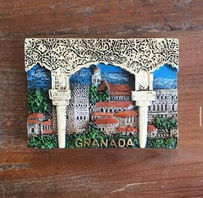FORTRESS OF IMMACULATE CONCEPTION Nicaragua Flexible Fridge Magnet