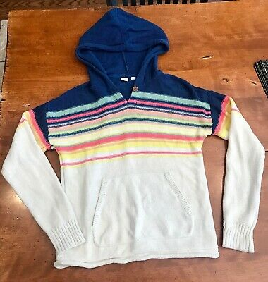 Girls Gap Kids Hoodie Sweater Size 14 Or XXL