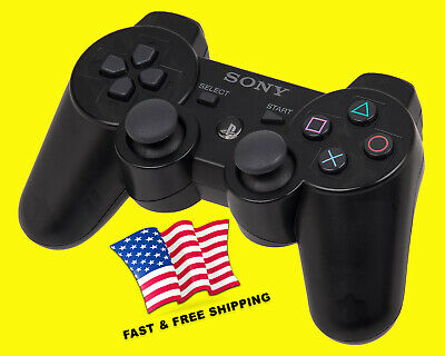 Wireless Bluetooth Game Controller Pad For Sony PS3 Playstation 3 Dualshock 3