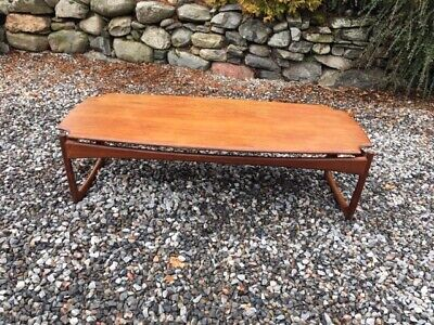 A Vintage 1960's Danish Coffee Table