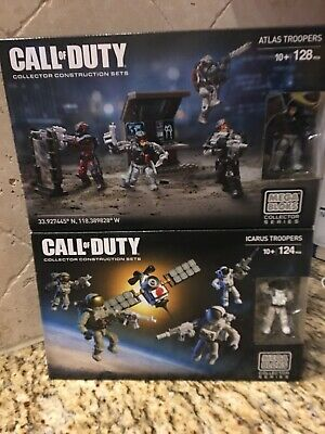 """lot of 10 Bloks Call of Duty Zombies Outbreak The Walking Dead action figure 2/"""""""