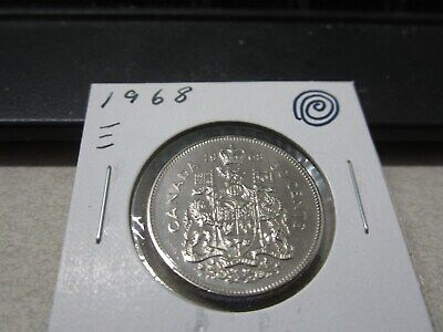 1968 - Canada - Uncirculated 50 cent - Canadian half dollar