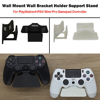 1* Wall Mount Stand For PlayStation4 PS4/Slim/Pro Gamepad Controller Accessories
