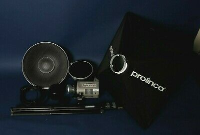 Elinchrom Style 400fx - Kit with stand / soft box and accessories