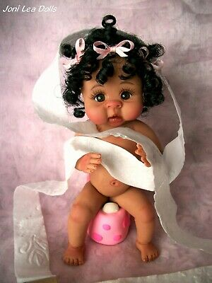 ❤❤❤❤Ooak Baby Girl Cambria By Joni Lea Timberlin Dolly-Street❤❤❤❤
