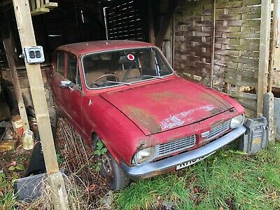 Triumph Dolomite 1300 Original Barn Find