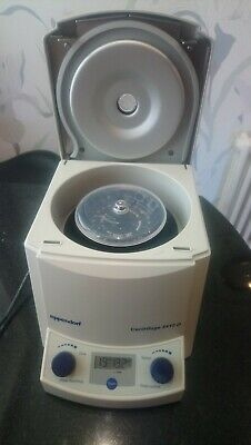 Eppendorf Centrifuge 5415D with Rotor and Lid