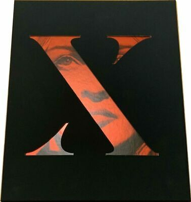 Madame X Tour Vip Only Madonna Limited Edition Hardback Book Wax Sealed Cover