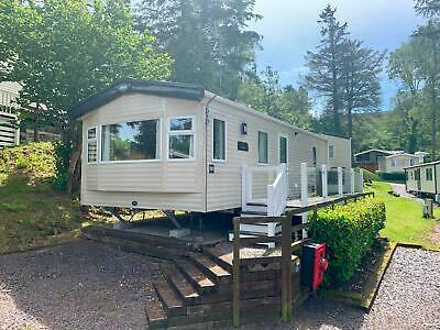 Private Static Caravan for sale in North Wales,open all year,Luxury park,Beaches