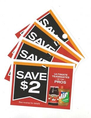 10x Save $2.00 on Smuckers & Jif Peanut Butter Coups (Canada)