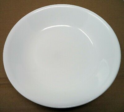 """CORELLE Winter Frost White Small Meal Bowl   8.1/2"""" across   (7 available)"""