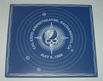 Grateful Dead: 30 Trips Around the Sun - 3/5/86 - CD 21