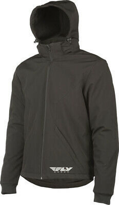 Armored Tech Hoodie Black 2X-Large Fly #6265 477-2009~6