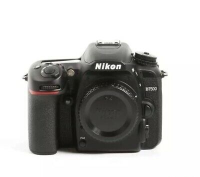 Nikon D7500 Digital SLR Camera Body