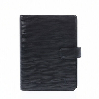 LOUIS VUITTON Epi Agenda MM Epi black R20202 goods 805000933166000
