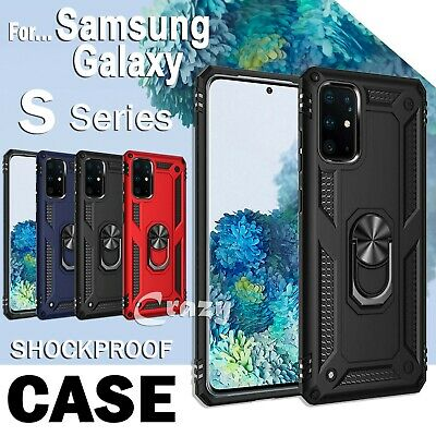 For Samsung Galaxy S20+ Plus Ultra S8 S9 S10 Plus S10e Shockproof Case Cover