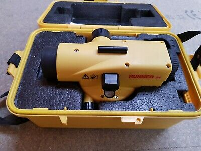 Leica Runner 24 - Dumpy Level - Automatic Level - 12 months calibration